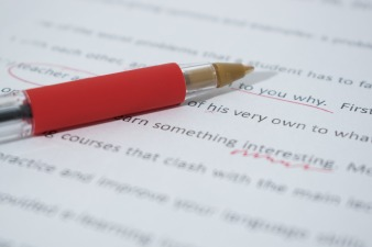 Proofreading Picture